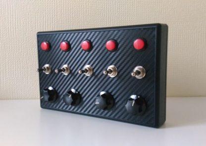 HSR 3B: Basic Button Box