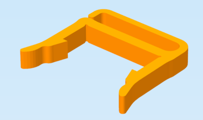 Cables Holder Clip for Aluminium Profile