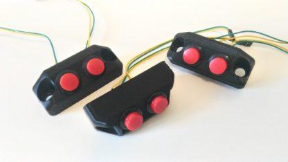 (3x) HSR Mini Button boxes