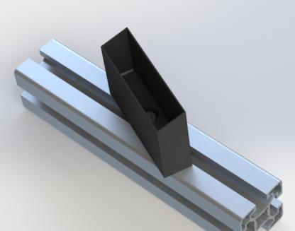 Phone Holder for Aluminium Profile
